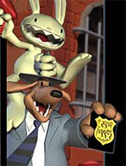 Sam & Max Freelance Polic