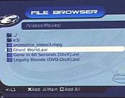 Gameshark Media Player