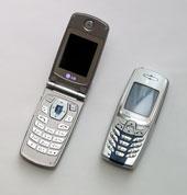 LG mobiler