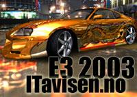 E3 2003 logo ITavisen