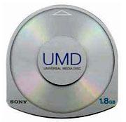 Sony UMD