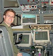 Matt Ford 737 flysimulato