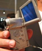 Panasonic miniDV