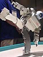 Fujitsu kamsport-robot