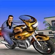 GTA motorsykkel