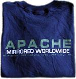 Apache T-skjorte