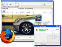 Mozilla Firefox 0.8