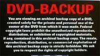 DVD Backup
