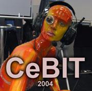 CeBit 2004 vignett