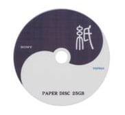 Sony Blu-Ray CD