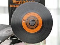 Vinyl CD-R