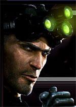 Sam Fisher Splinter Cell3