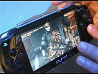 Sony PSP MGS