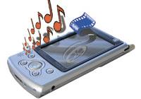 PDA Multimedia mobil