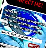 T-virus kampanje mobil