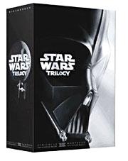 Star Wars Trilogy DVD