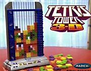 Radica 3D Tetris Tower