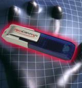 RedCannon's ultrasikre USB-minne.