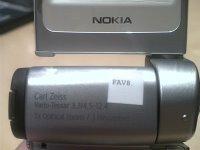 Nokia Nseries med optisk zoom
