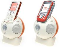 Sony Ericsson W800i Music Dock