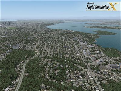 Flight Sim X 400