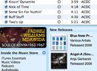 iTunes Ministore