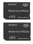 Sony MemoryStick PRO Duo