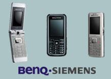 BenQ mobiltelefoner