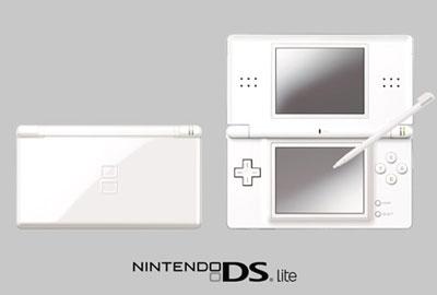 Nintendo DS Lite stort bilde