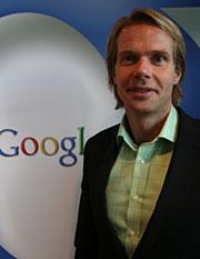 Johan Kinnander (Google)