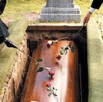 Begravelse