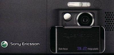 Sony Ericsson m/Cyber-shot