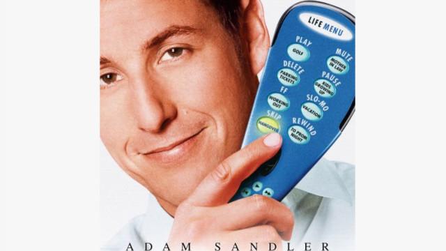 <b>FORUTSIGBART:</b> Fra filmen Click, med Adam Sandler i hovedrollen.