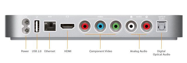 <b>USIKRET:</b> Apples nye TV-boks hindrer ikke pirater.