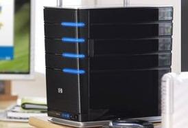 HP MediaSmart Server.