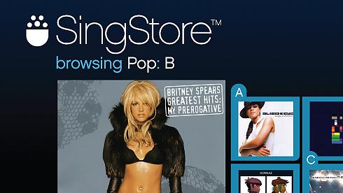 SingStore_Browsing Pop