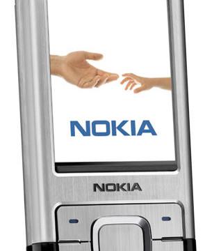 <b>3.2 MEGAPIKSLER: </B>Nokia 6500 Slider.
