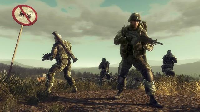 Battlefield Bad Company lover å bringe personlighet til serien