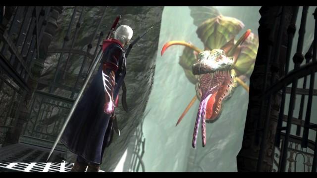 Devil May Cry 4 byr på mer akrobatisk action
