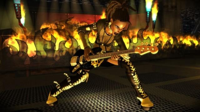 Rock Band er et must for musikkelskende partyspillere