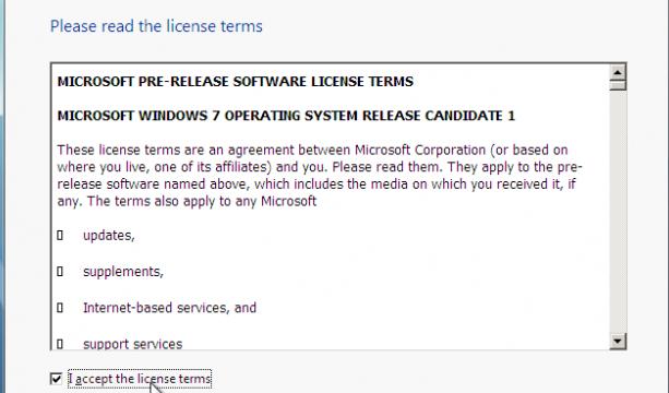 Dette kan være en av de siste versjonene før den endelige RC1-utgaven kommer.