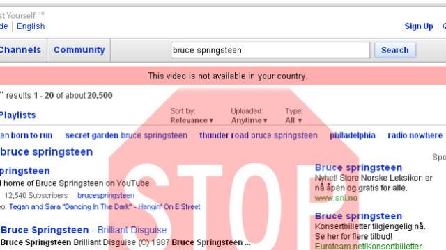 YouTube må fortsatt rydde opp dersom noen legger ut noe de ikke har lov til. Men de trenger ikke lenger drive forhåndssensur.