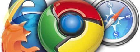 Apple, Google, Microsoft, Opera og Mozilla kjemper en beintøff kamp om brukere.