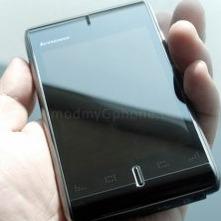 Et bilde av Lenovos OPhone fra 2008.