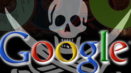 Piratene spores ved IP og blir merket på Google Maps.