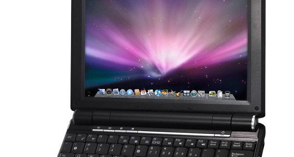 Under navnet «MiniBook» lanserer Russian Mac sin nye, bærbare PC med OS X.