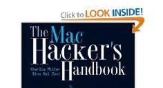 «The Mac Hacker's Handbook» er selve Bibelen for de som vil fikle med OS X. I den siste utgaven av boka ligger forklaringen på hvordan du finner en QuickTime-feil som Apple nå har rettet.