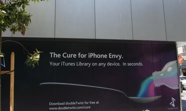 Ikke rart denne reklamen skaper furore.
