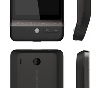 HTC Hero kommer i svart også, ihvertfall i Russland.
