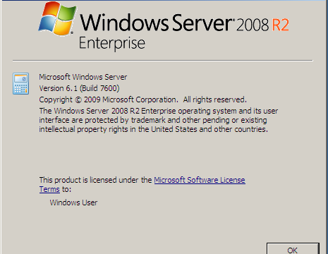 Windows Server 2008 R2 build 7600 skal også ha lekket på fildelingsnettverkene.